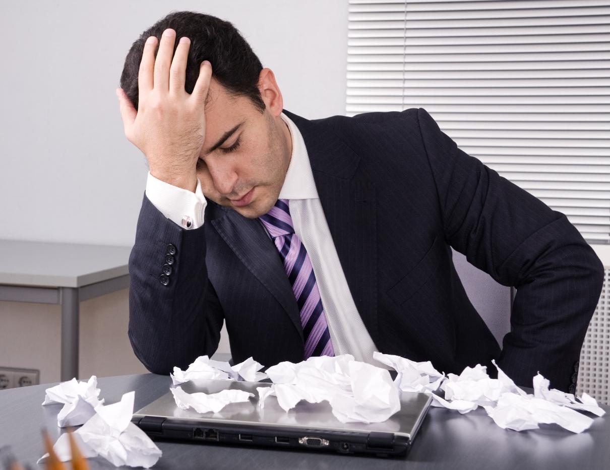 Как руководителю избавиться от стресса