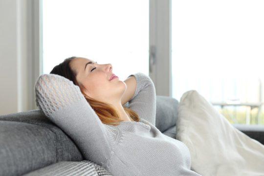 Как быстро восстановиться после стресса?
