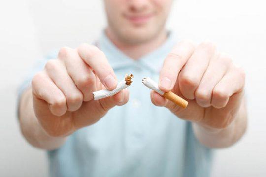 ТМ в 2 раза эффективнее чтобы бросить курить, чем другие способы.